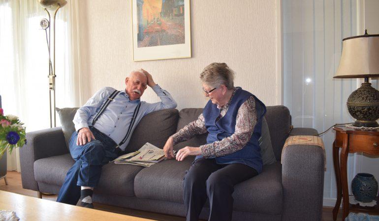 """Henk Nass (83): """"Niemand hoeft hier eenzaam te zijn"""""""
