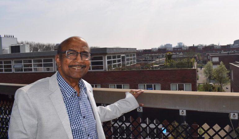 """Basdew Makhan (75): """"Een verzorgingshuis lijkt me gezellig"""""""