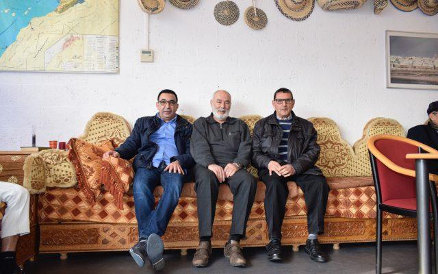 """Mehdi Boukaanoun (69): """"Mensen hebben gezamenlijk wonen nodig"""""""