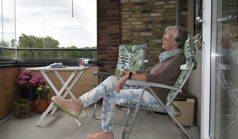 """Lida Kooter (78): """"Fijn dat ik zelf de keuze kan maken om te verhuizen"""""""
