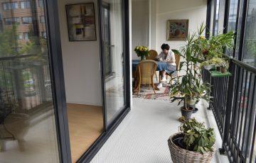 """Marianne Coopmans (67): """"We zijn verhuisd voor een comfortabeler leven"""""""